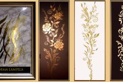 Koristemalari-ornamenttitaiteilija-kultaaja-graafikko-kuvittaja-artesaani-taidemaalari-kuviot-pinnat-pinterest