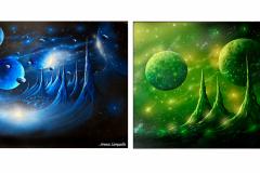 avaruusmaalaukset-sininen-ja-vihreä