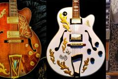 kitaroiden-bassojen-soittimien-maalauksia-ja-koristekuviointeja-soitinten-kuvituksia-ja-maalauksia-jorma-lampela