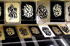 kultaisia-tauluja-valkomustakulta-art-taide-kuvataide-kuvitus-sisustustaide-aevotaide