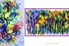 kuvitus-kuvitukset-kuvittaja-karikatyyrit-maalaukset-ornamentit-abstrakstimaalaus-kuvataide-jorma-lampela
