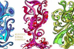 kuvitus-kuvitukset-kuvittaja-karikatyyrit-maalaukset-abstraksti-kuvataide-jorma-lampela