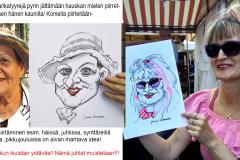 karikatyyrin-piirtäminen-karikatyyripiirroksia-livenä-mallista-muotokuva-valokuvasta-ohjelmanumero-elävä-esiintyjä-jorma-lampela